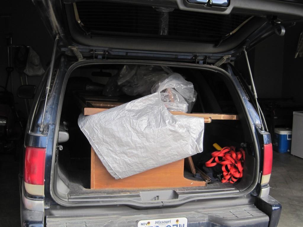 dresser in car 1