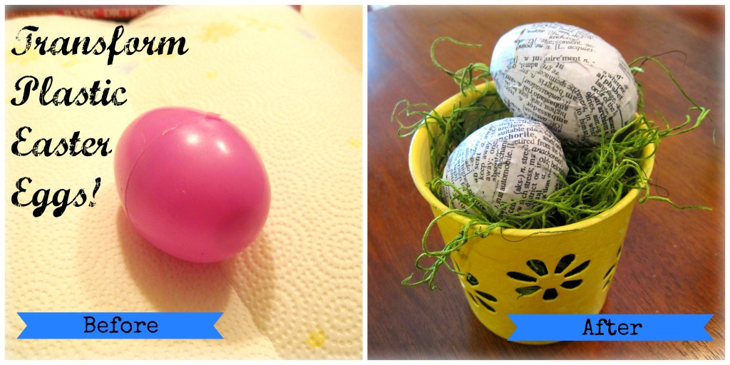 Easter Egg Before-After