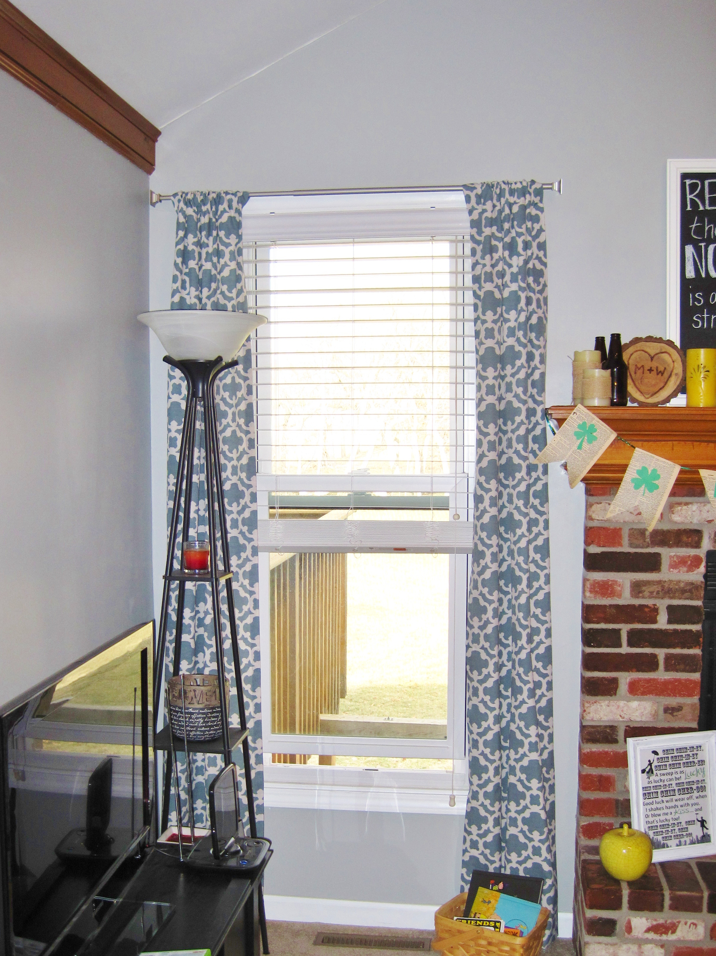 Cutting the Curtains - Loving Here