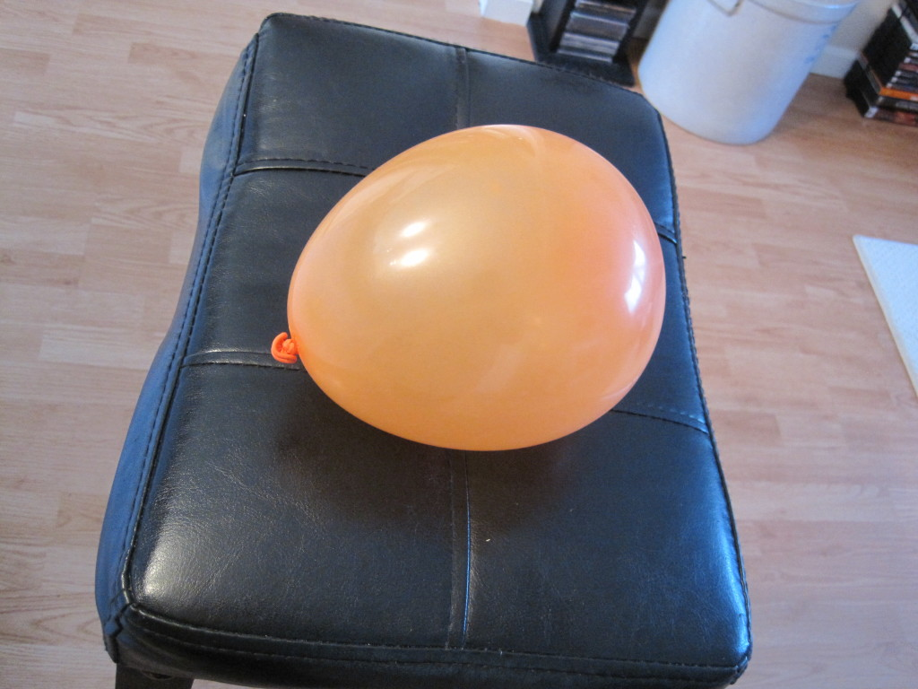 twine egg balloon