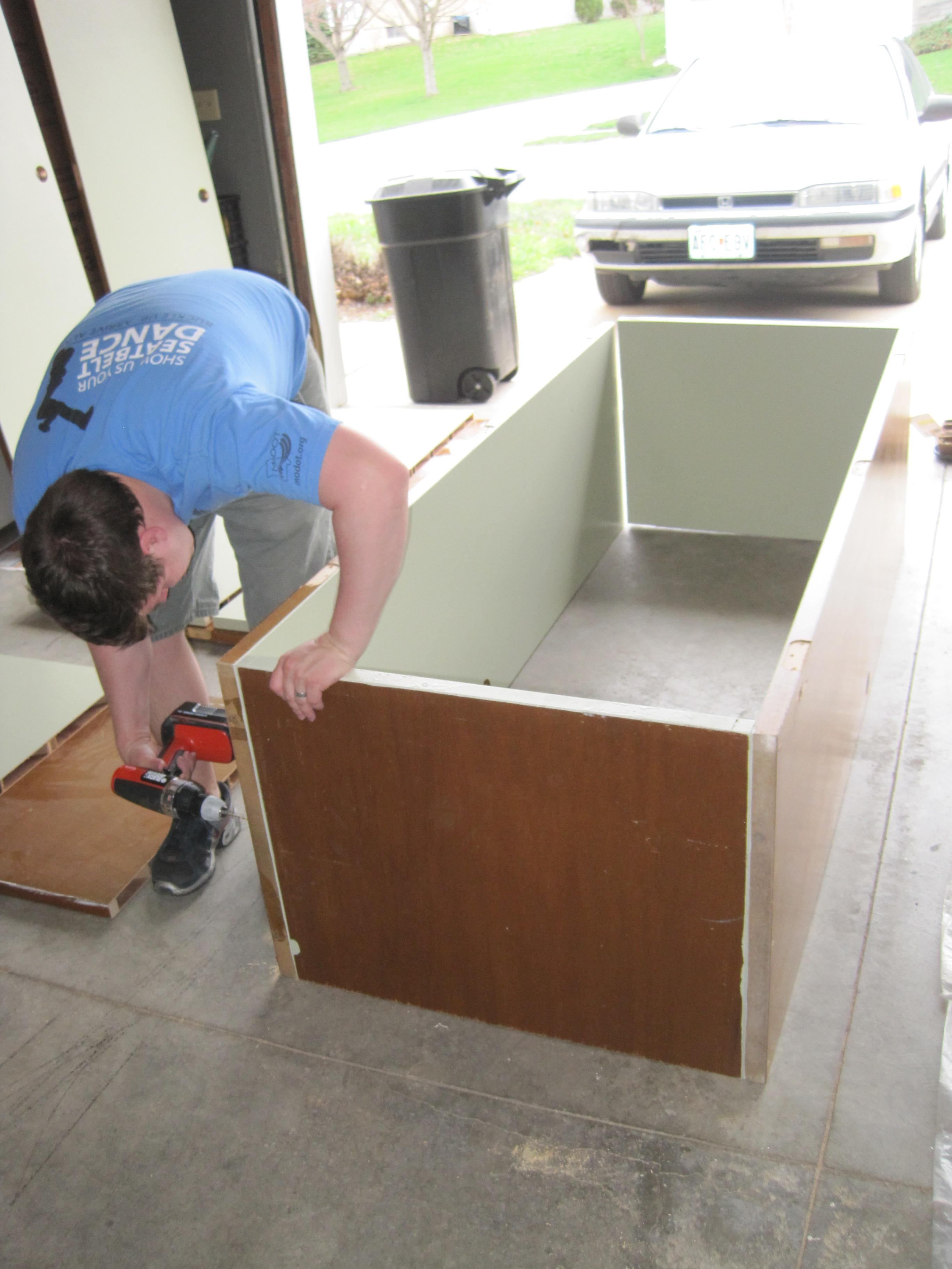 building garden beds 3