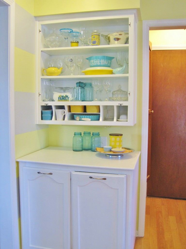 spring kitchen hutch