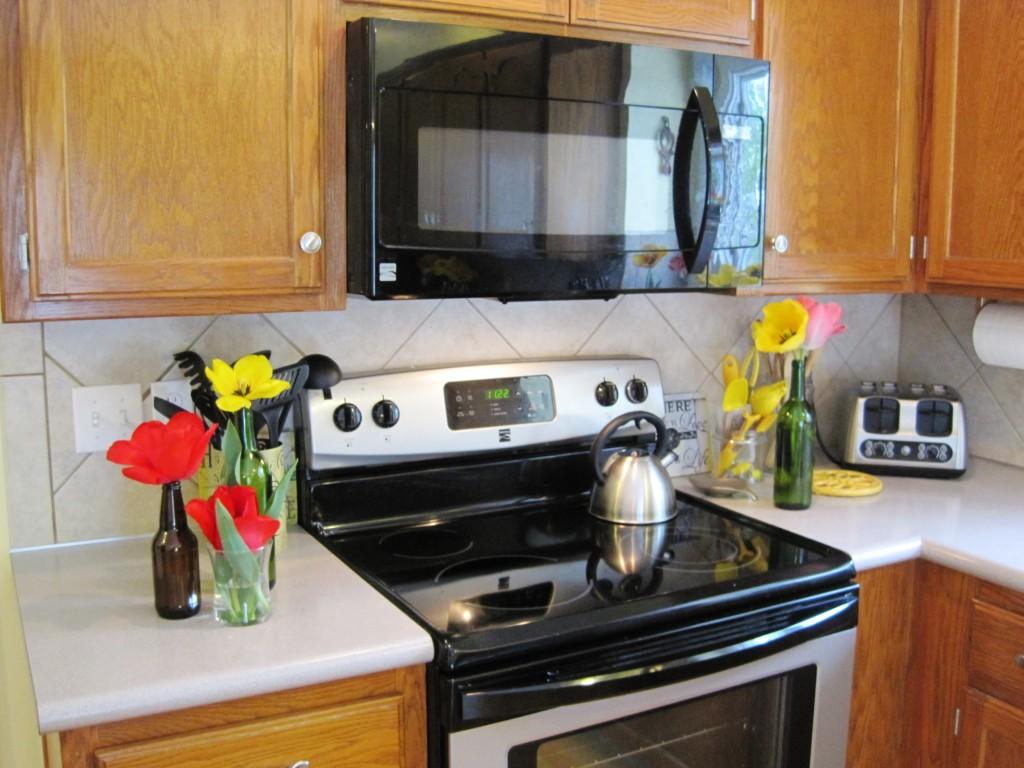 Tulips in Kitchen 9