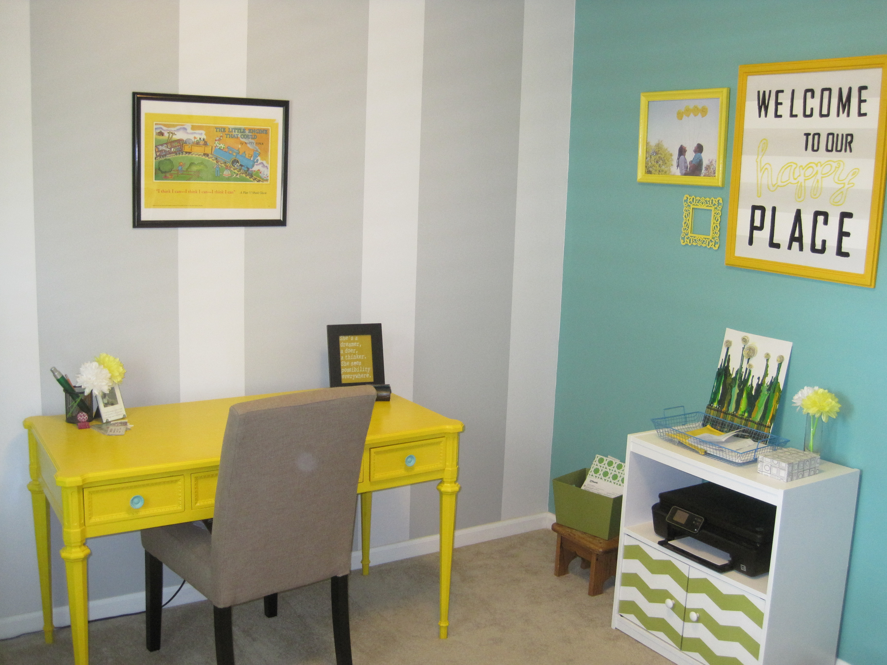 Office Picture Makeover 7