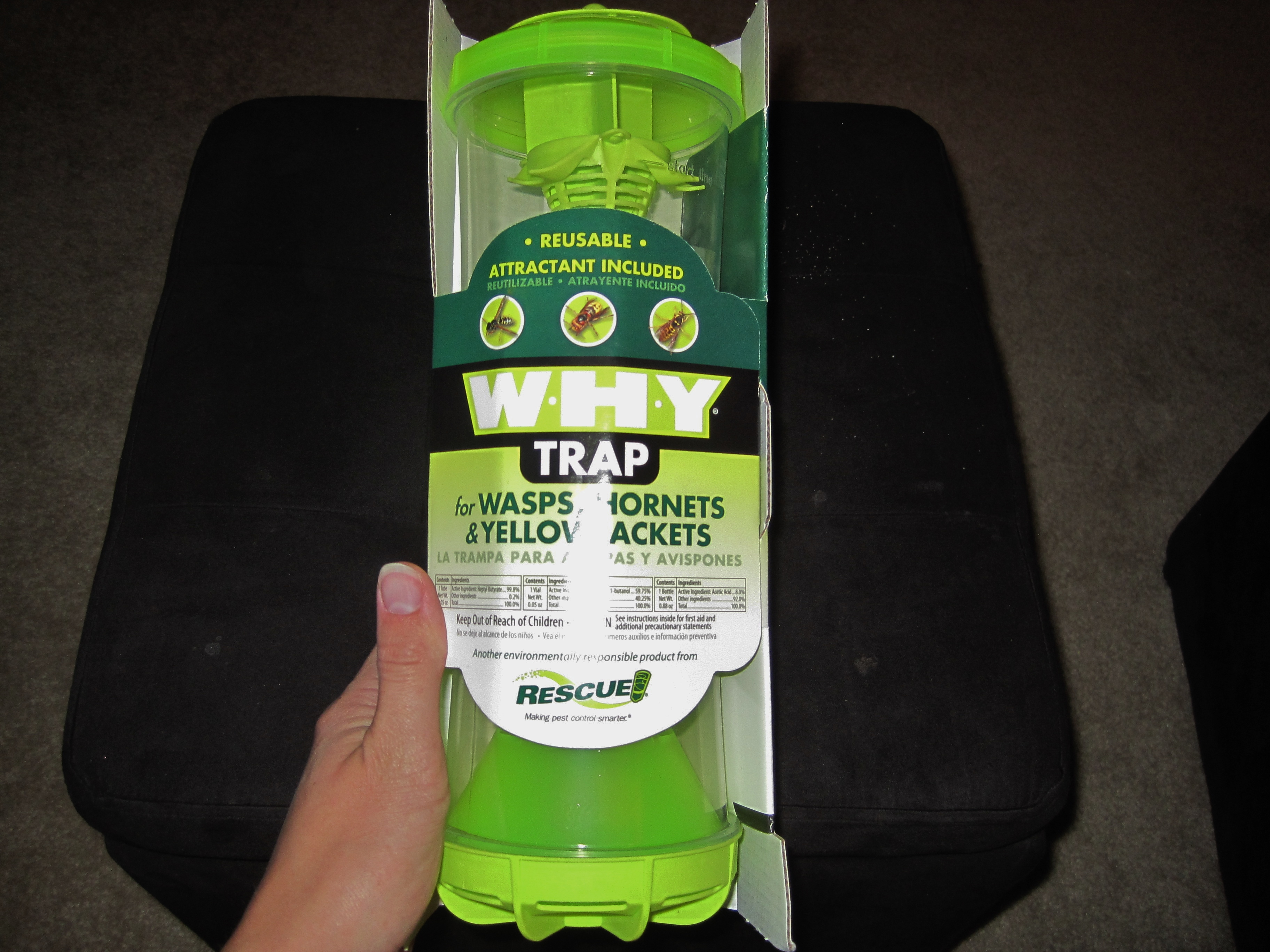 WHY Wasp Trap
