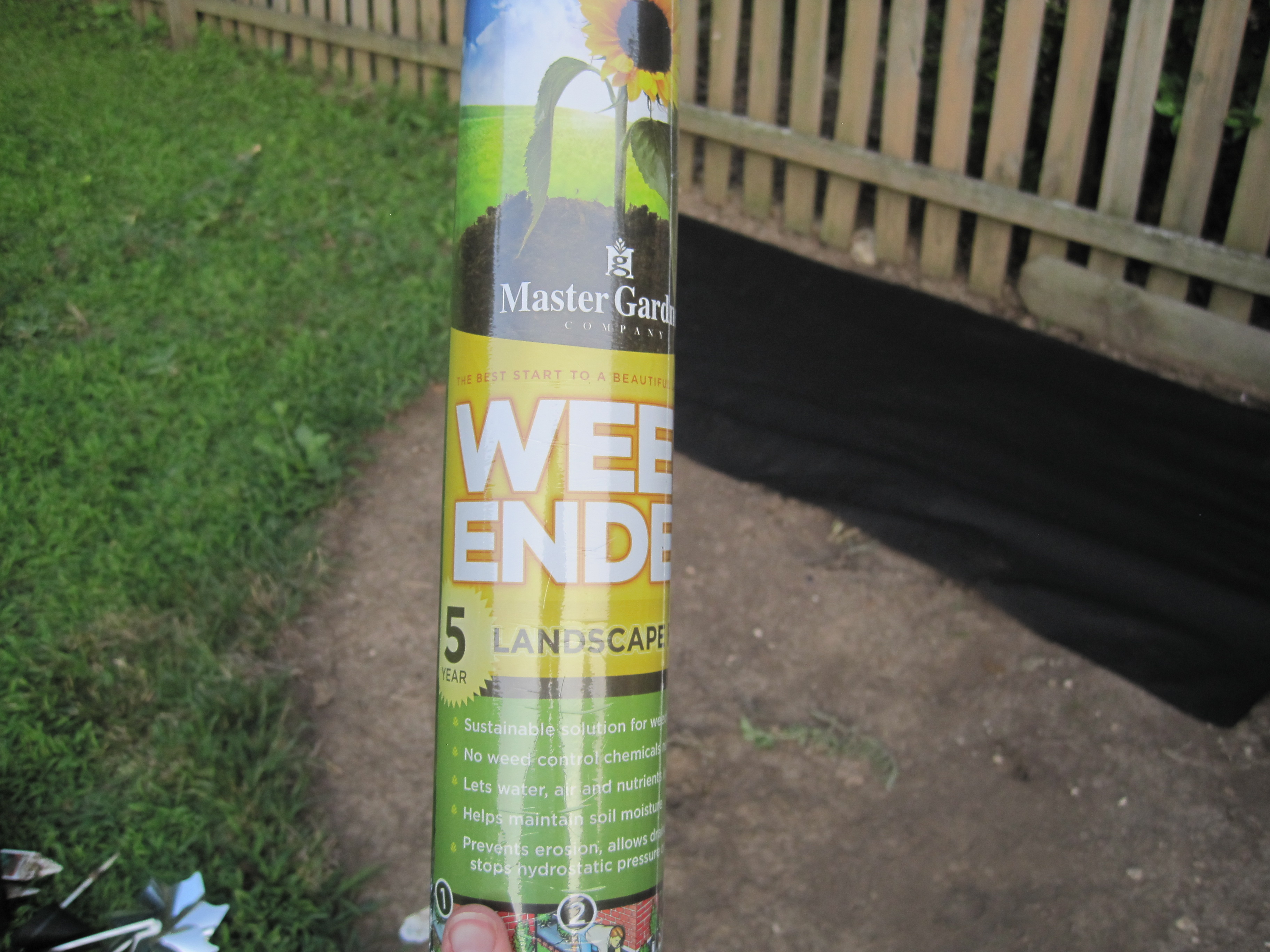 weed barrier 5 - Weed Barrier