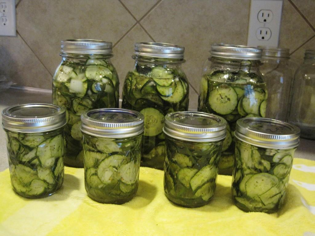 Homemade Pickles 14
