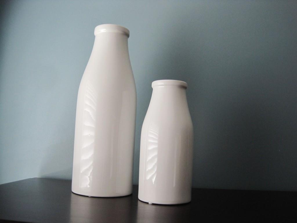 Milk Jug Vases