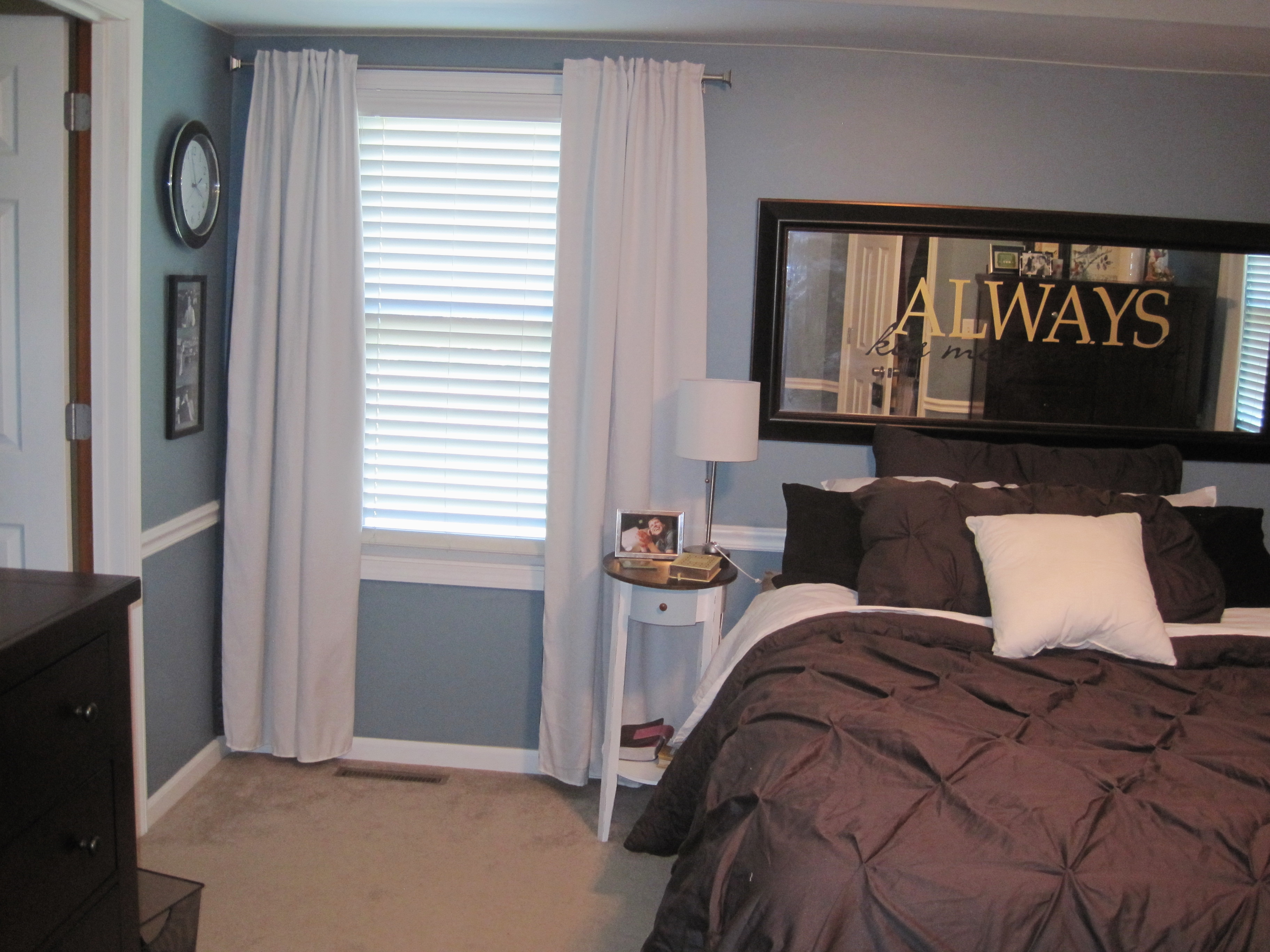 Great Drapes! - Loving Here on Master Bedroom Curtains  id=30093