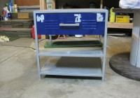 Metal Garge Sale Shelf 5