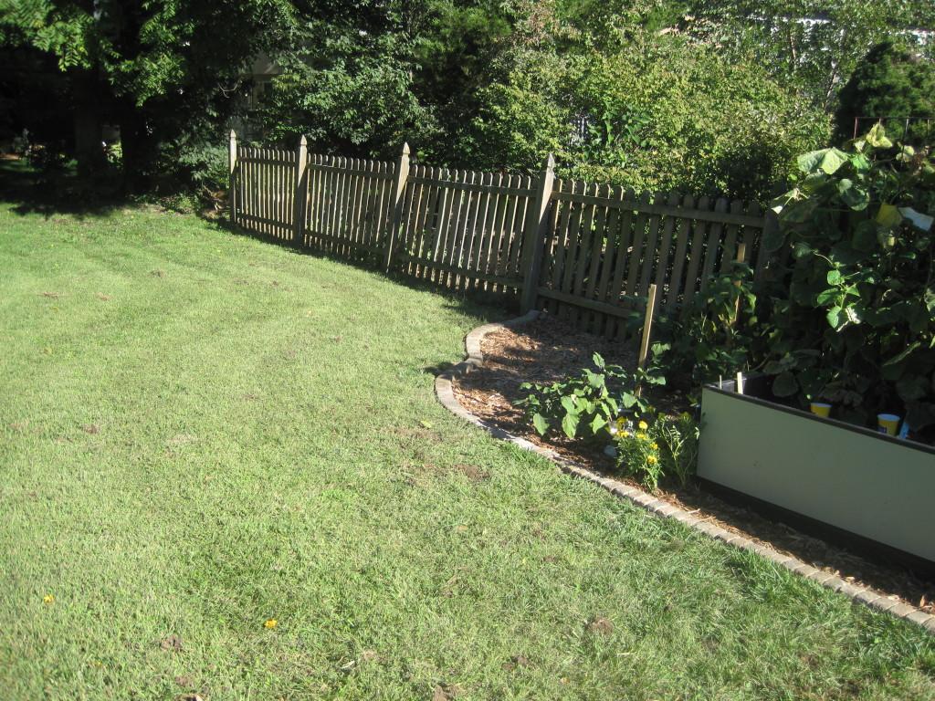 Stone Garden Edging 2