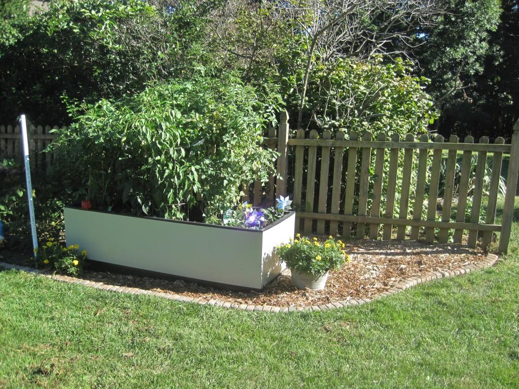 Stone Garden Edging 6