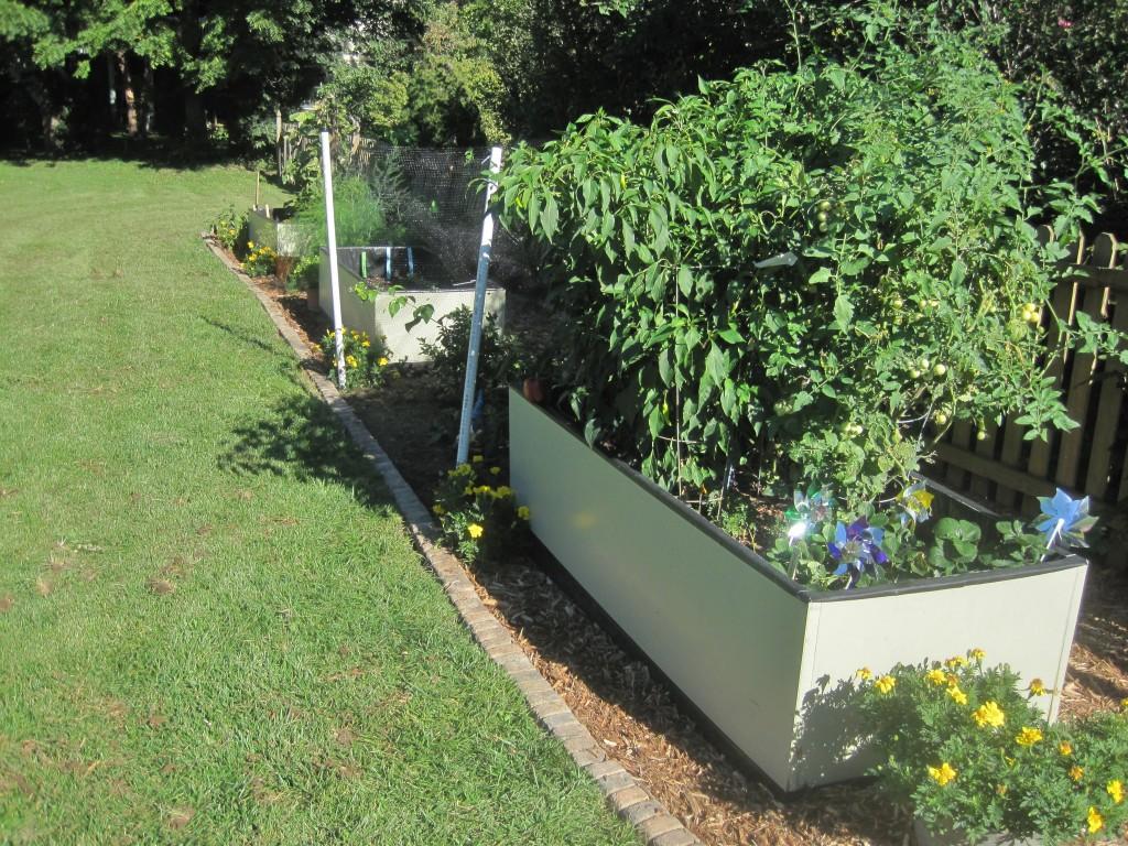 Stone Garden Edging 7
