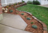 Finished Front Landscaping 3