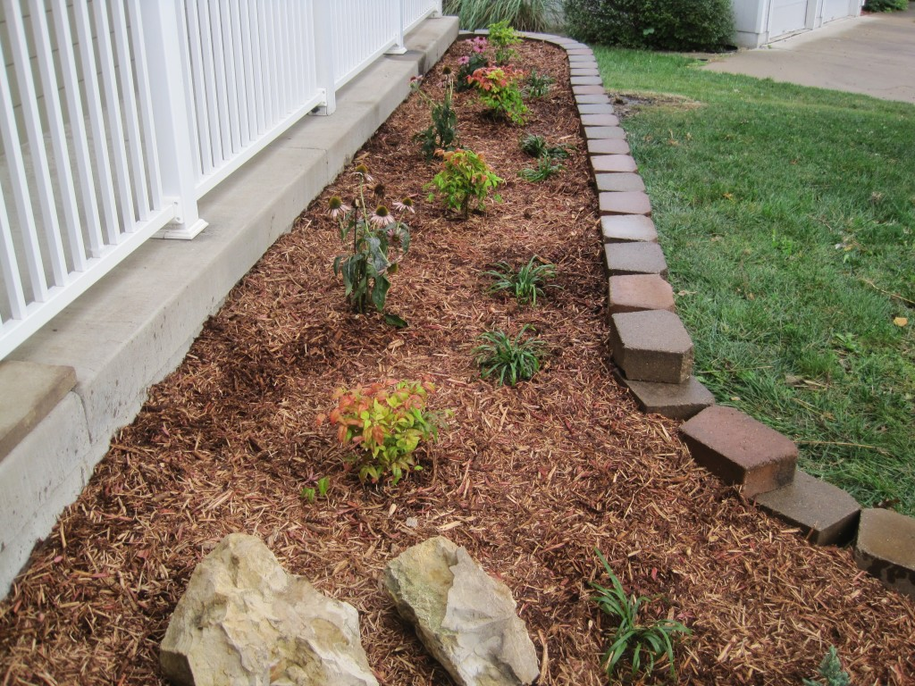 Finished Front Landscaping 4