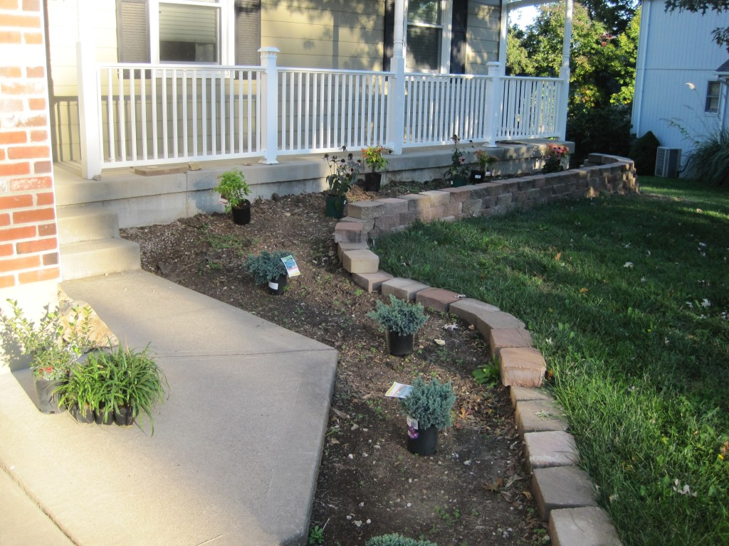Front Landscaping Plants