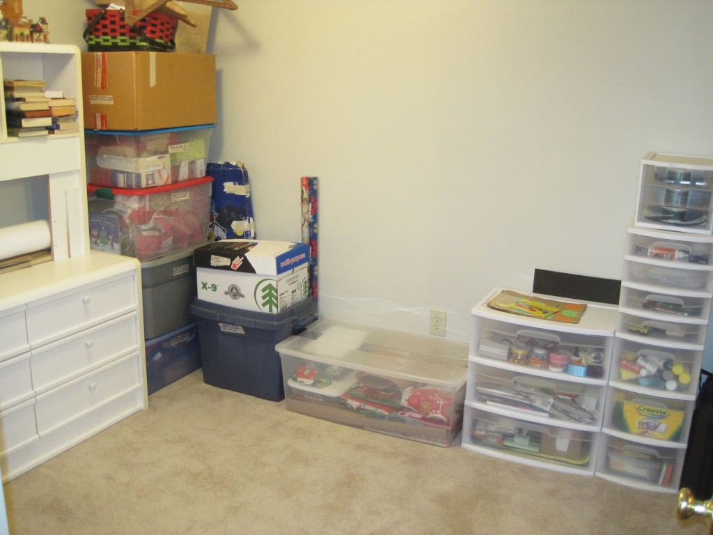 Organizing the Basement Part 19