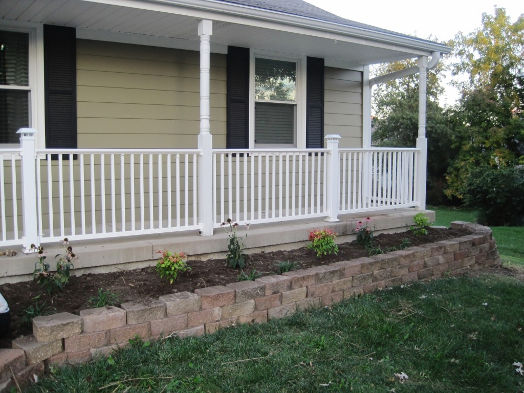 Planted Front Landscaping 2