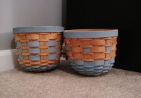 Finished Painted Baskets 3