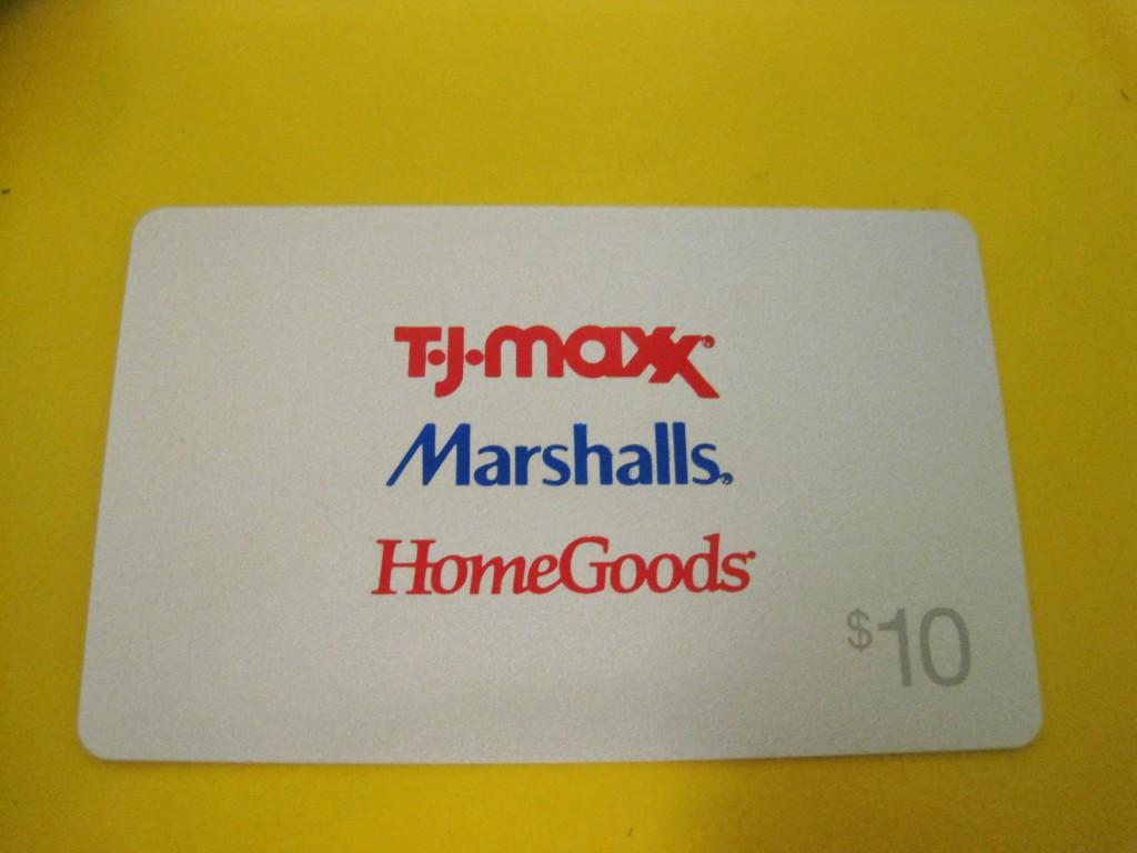 HomeGood Giftcard