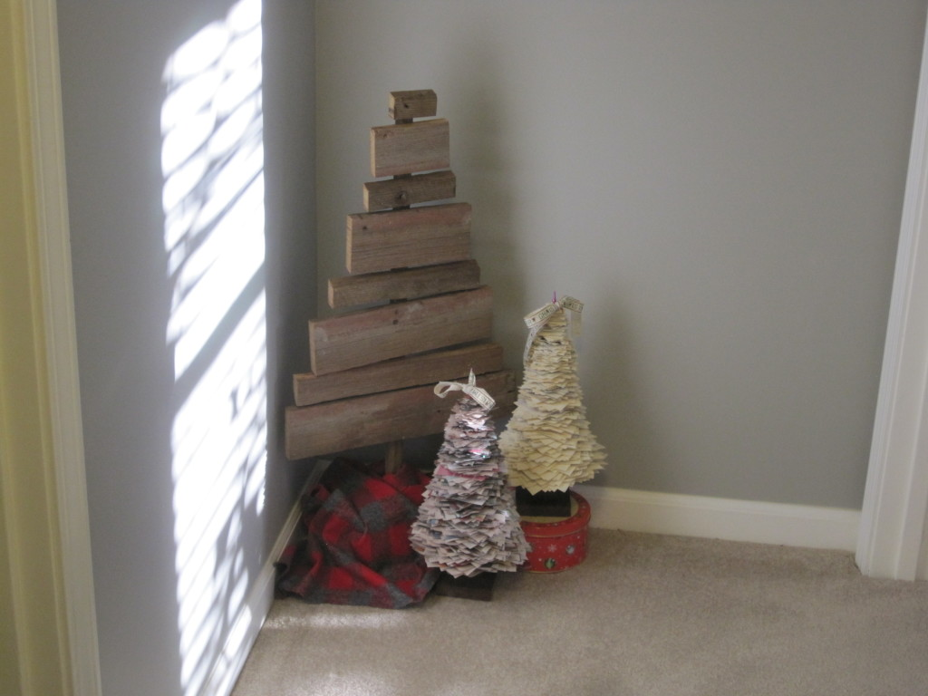 Hallway 2013 Trees