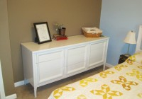 New dresser in guest room
