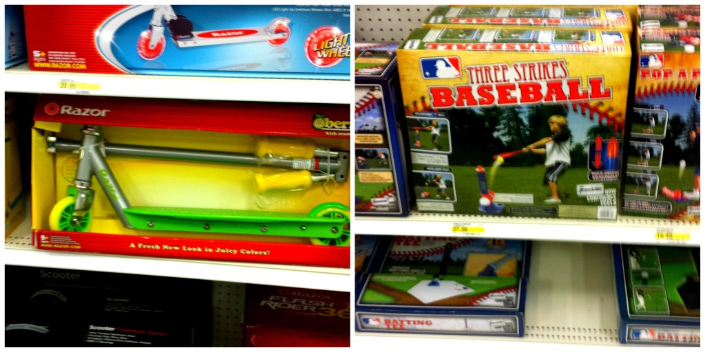 Target Sports Toys for Christmas
