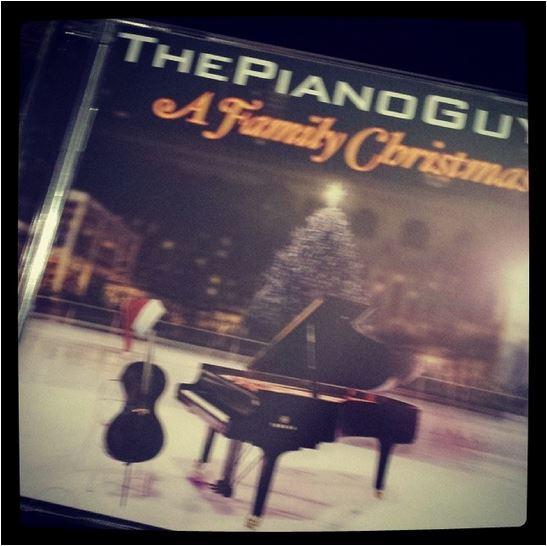 piano guys christmas cd