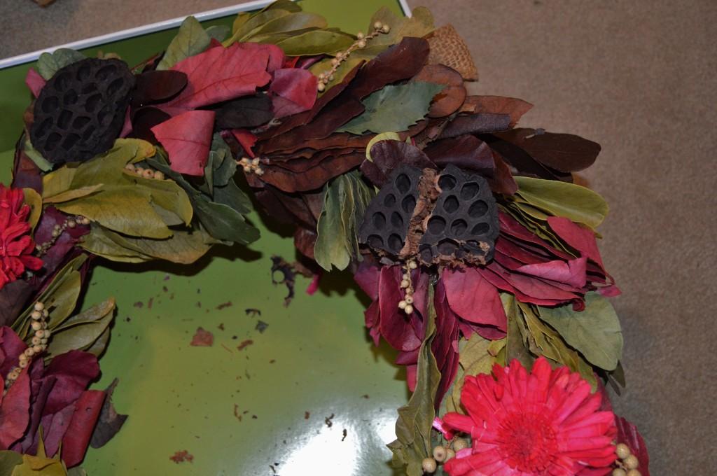 DIY Valentine's Day Wreath 3
