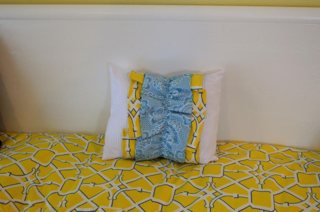 Kitchen Pew Pillow