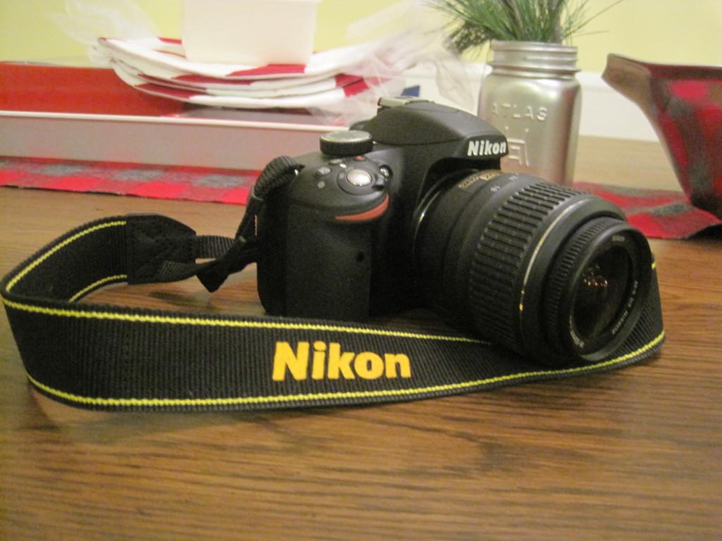 New Nikon Camera