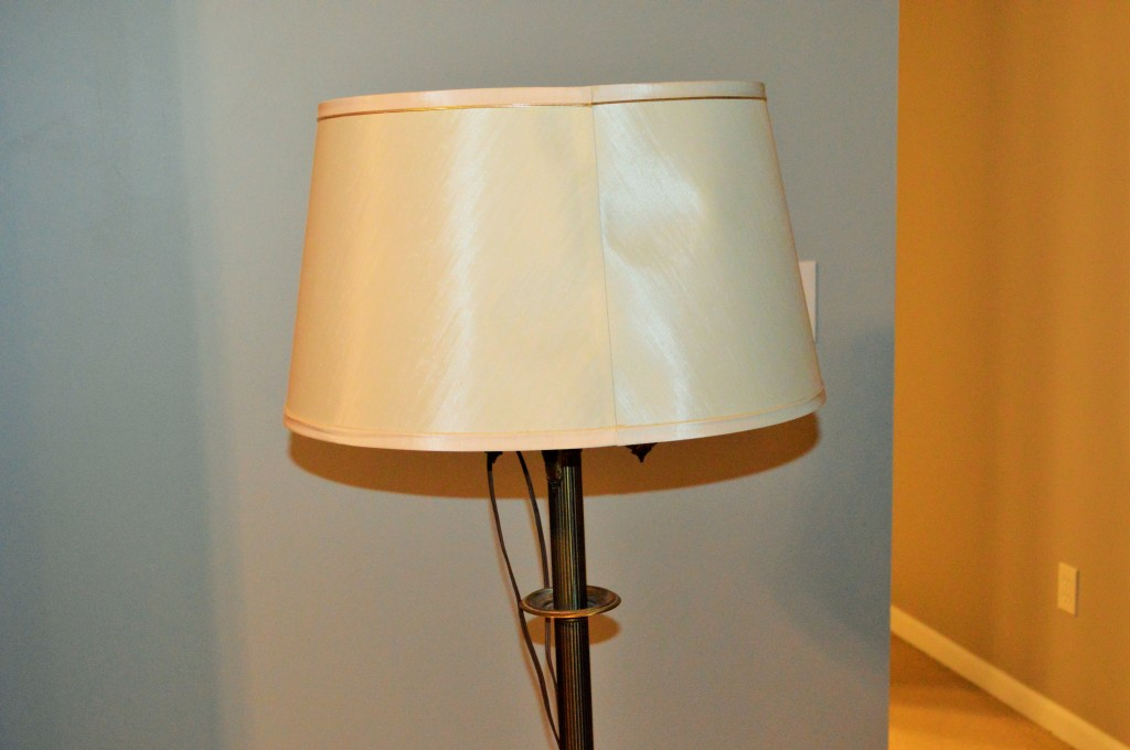 Old Traditional Lampshade