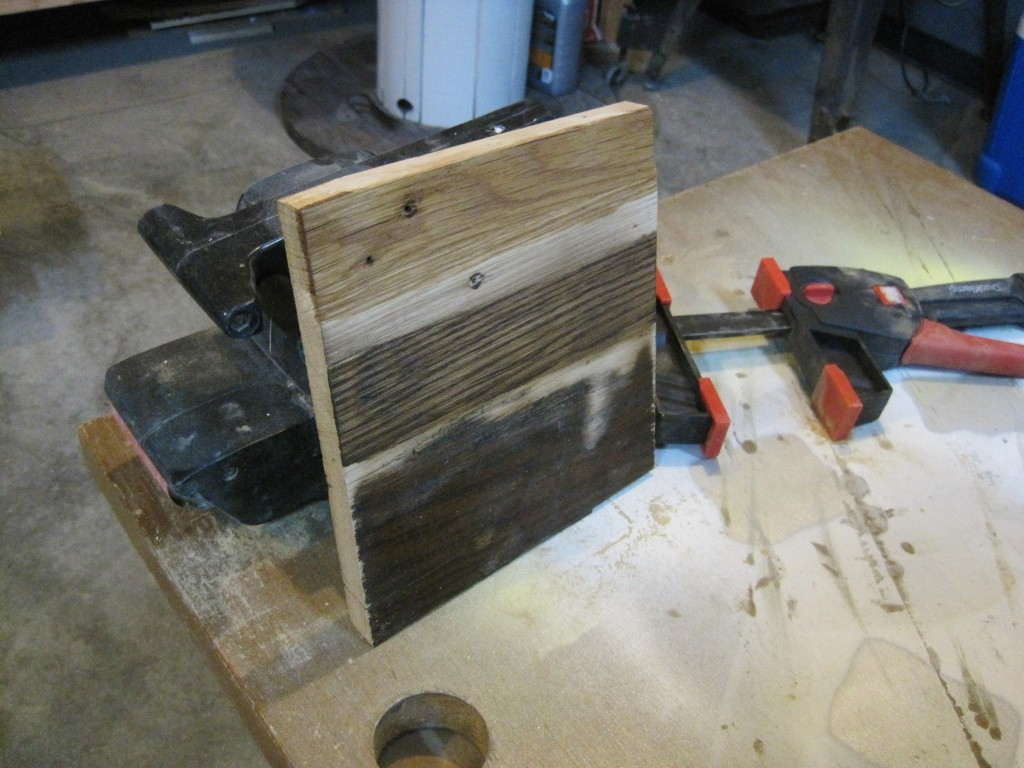 Test Stain Board