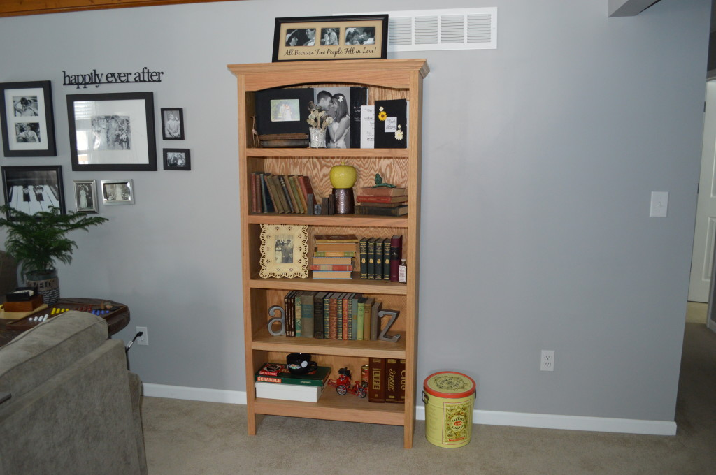 Bookshelves Decor 9