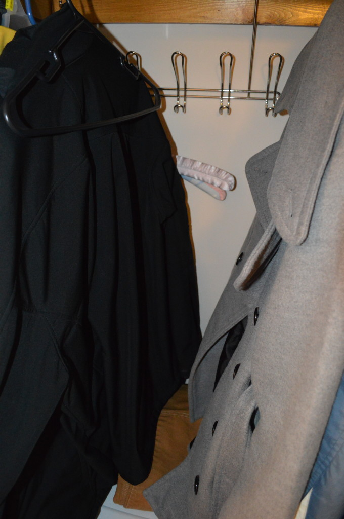 Coat Closet Revamp