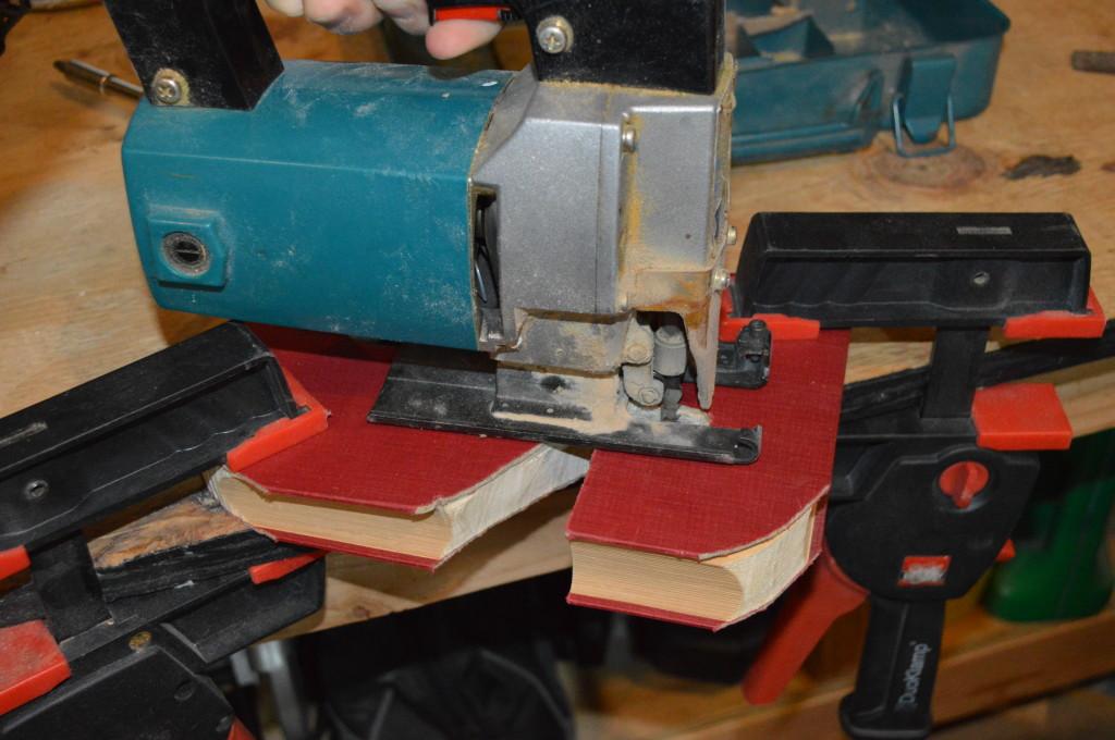 DIY Book Letter 2