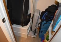 Guest Room Closet Vacuum