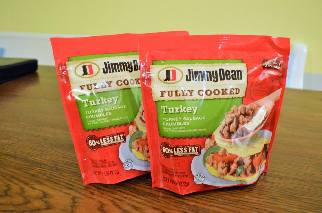 Jimmy Dean Turkey Sausage