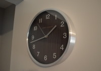 New Living Room Clock