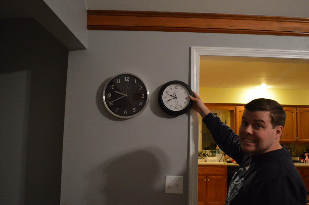 New Living Room Clock 4