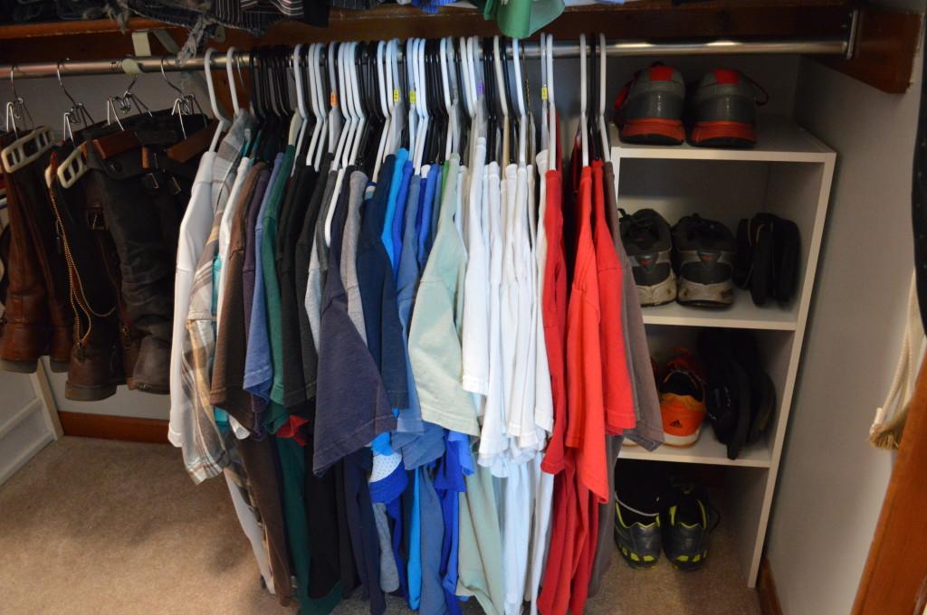 Reorganizing Room: Because I Finally Got Around To It...