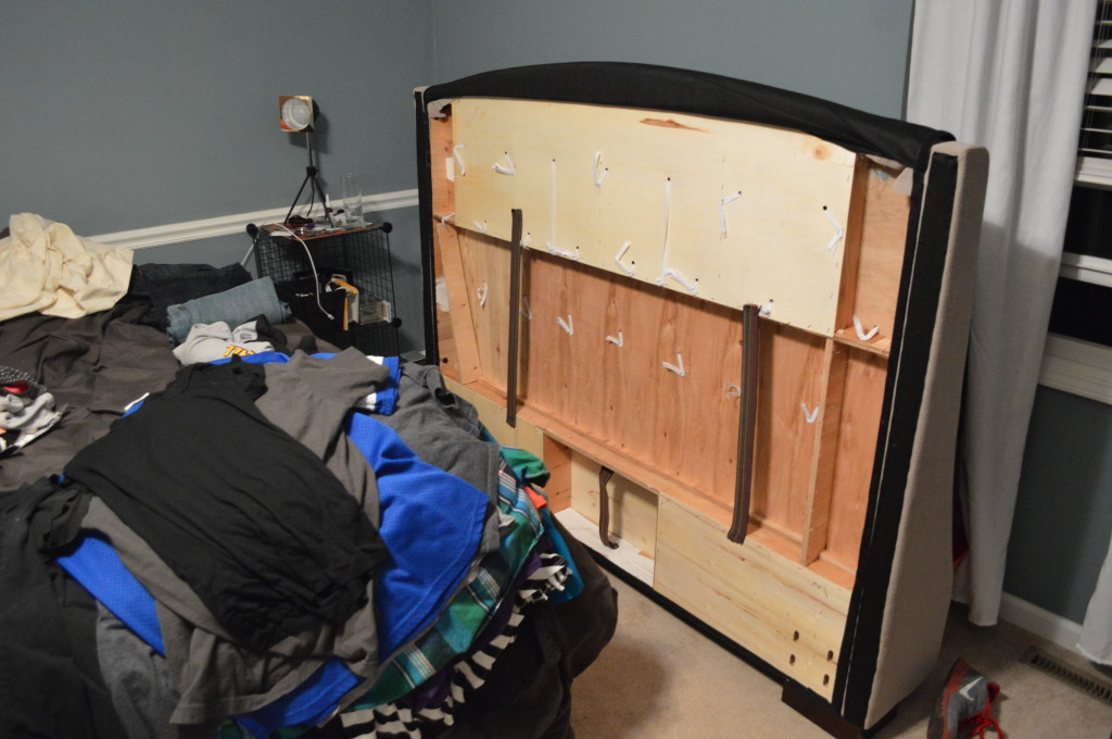 Building New Headboard