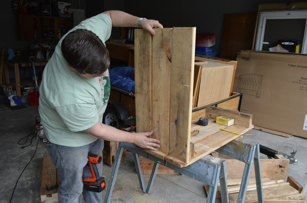 DIY Pallet Garden Beds 5