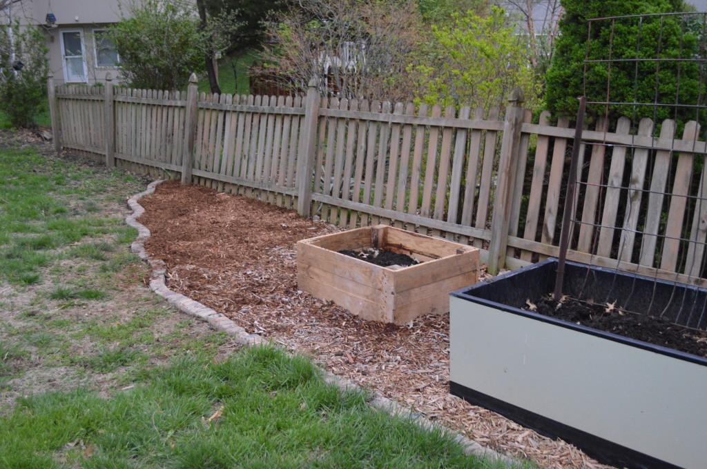 Larger Garden Beds 2014