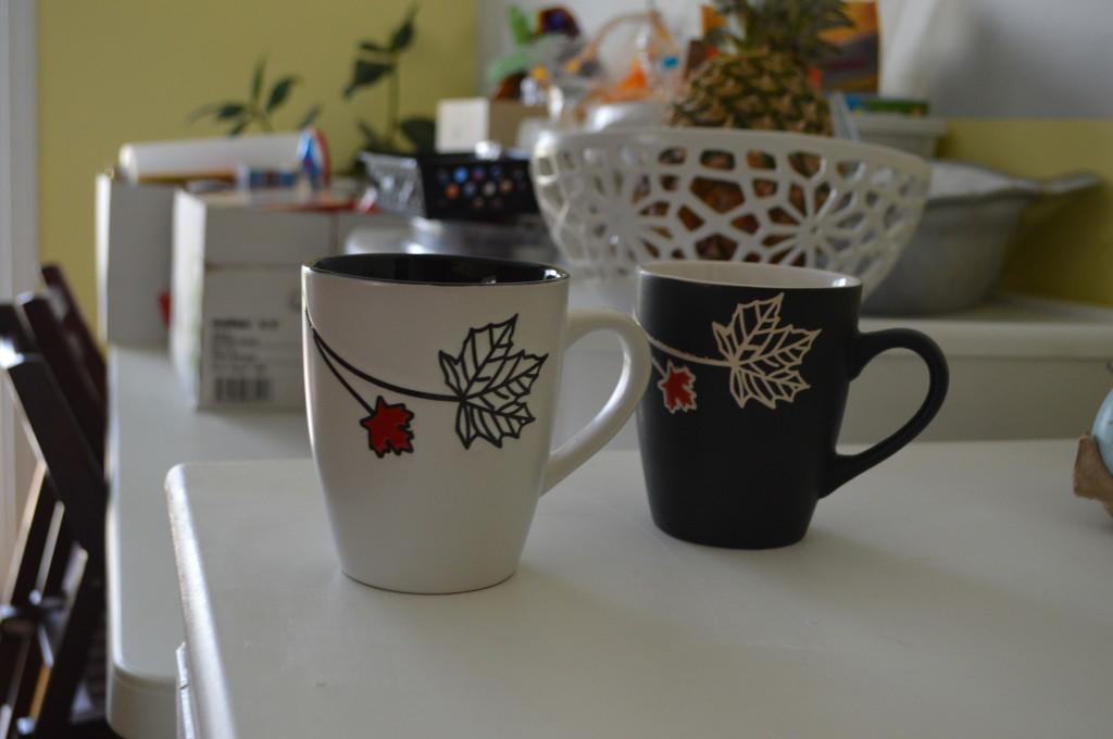 Wyatt's Canada Mugs