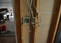 Rewiring Kitchen Progress