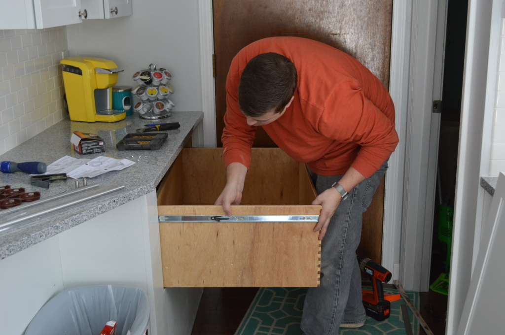 Installing Nook Drawer