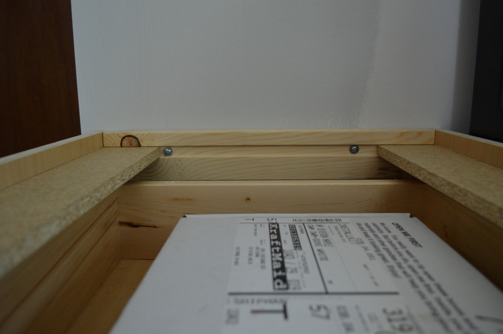 Installing Kitchen Base Cabinets 8