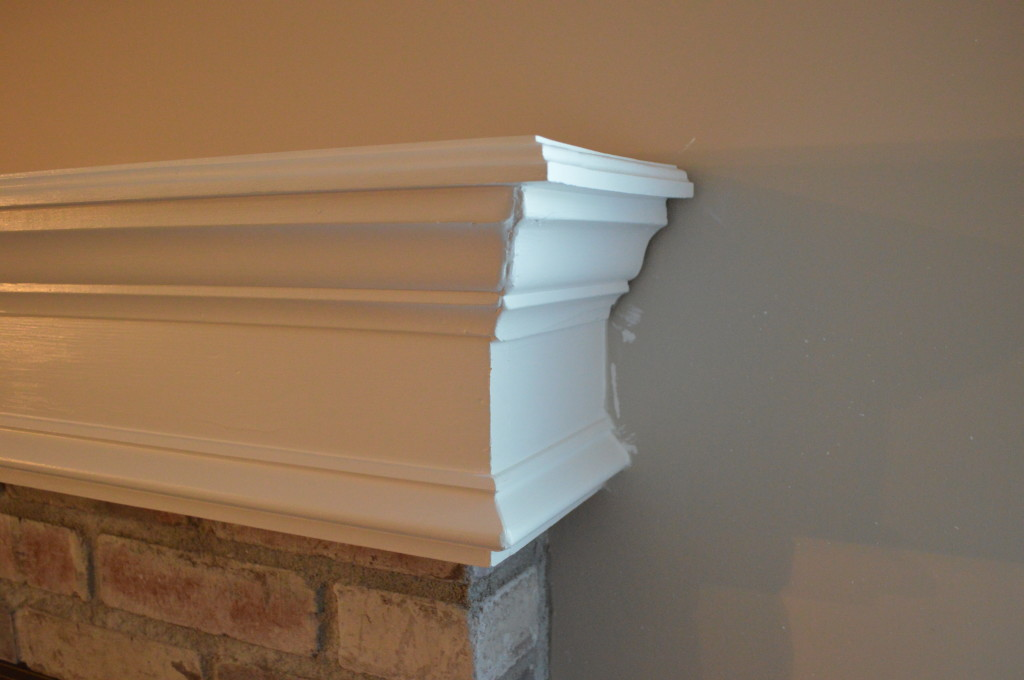 Poorly Constructed Basement Mantle 3