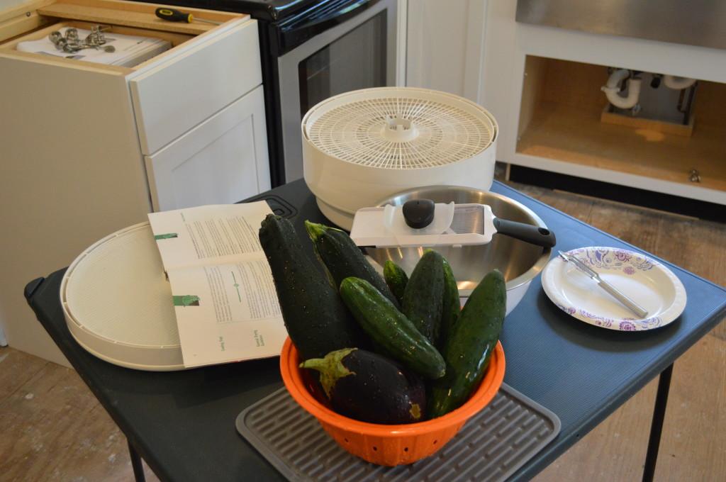Cucumber Chips Supplies